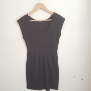 21 Little Black Dress pleated Size Small